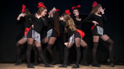 Fotografia eventowa dla Hakiel Akademia Tańca