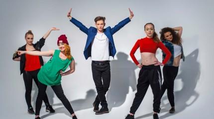 Agencja Taneczna #HAT – strona www