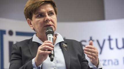 Beata Szydło i Instytut Wolności