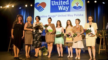 Fotografia dokumentalna na evencie United Way