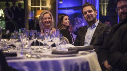 Wręczenie nagród AIG Prix – Restauracja Belvedere