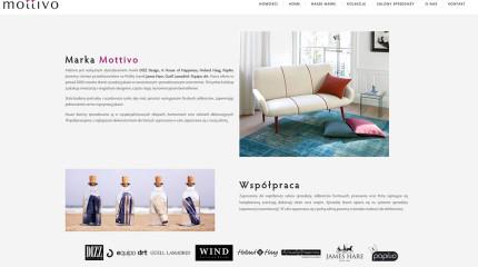 Strona www dla Mottivo