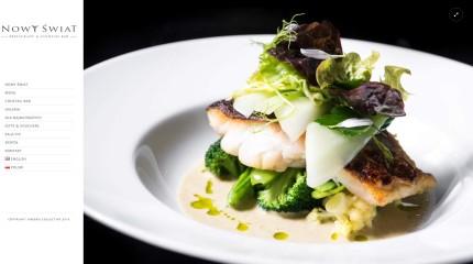 Restauracja Nowy Świat – strona www