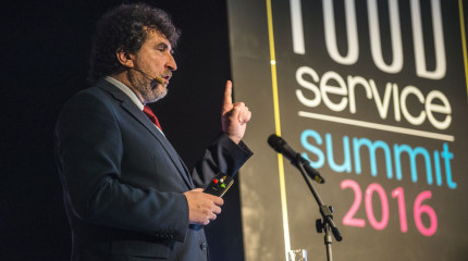 Food Service Summit 2016 – fotograf na eventy