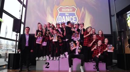 Relacja filmowa i zdjecia na Turnieju Tańca – HIGHWAY TO DANCE