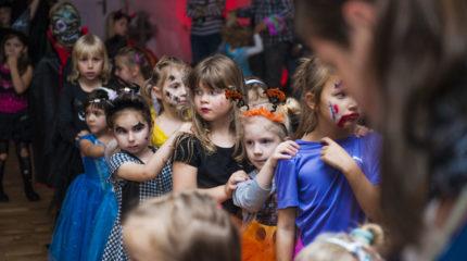 Fotograf na imprezy – Halloween dla dzieci