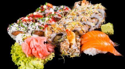 Fotografia kulinarna – SUSHI
