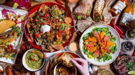 Zdjęcia kulinarne dla restauracji YE YE Mex Food & Music Bar