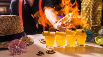 Sesja fotograficzna – zdjęcia drinków Hulakula