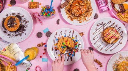 Fotografia kulinarna to ciągłe pokusy :P czyli Mr Pancake