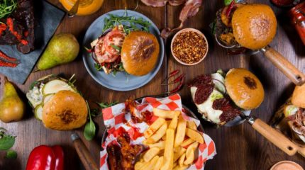 Zdjęcia kulinarne dla Wild Beef