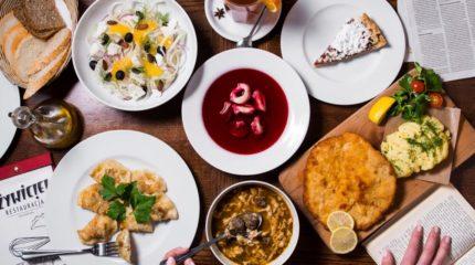 Żywiciel – zdjęcia potraw