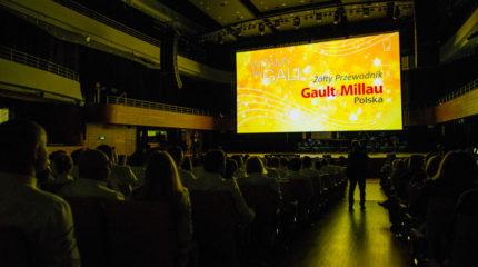 Gala Gault&Millau – fotograf z Warszawy na gastro eventy