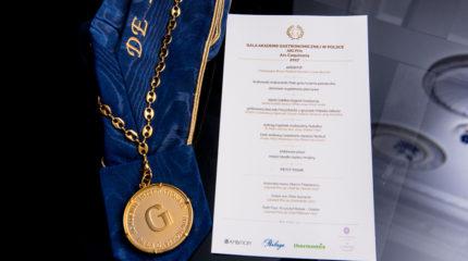 Akademia Gastronomiczna – wręczenie nagród AIG – Bristol – reportaż fotograficzny