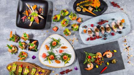 Sesja cateringowa dla WARS – fotografia kulinarna