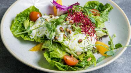 Zielnik Cafe czyli fotografia kulinarna na Mokotowie