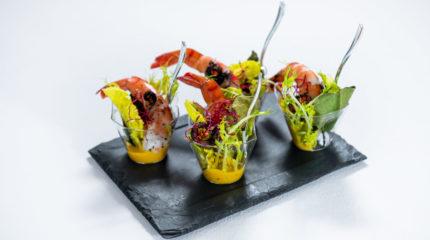 Sesja cateringowa dla WARS – zdjęcia potraw
