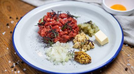 BAZAR KLUB – zdjęcia żywności na Pradze