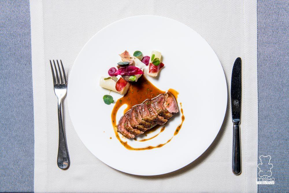fotografia kulinarna plakiety michelin