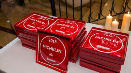 Kolacja rozdania Plakiet Michelin 2019