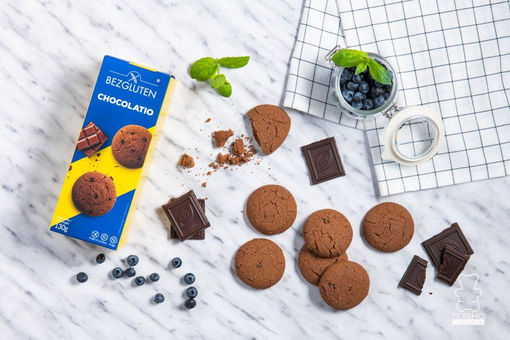 ciastka czekoladowe bez glutenu